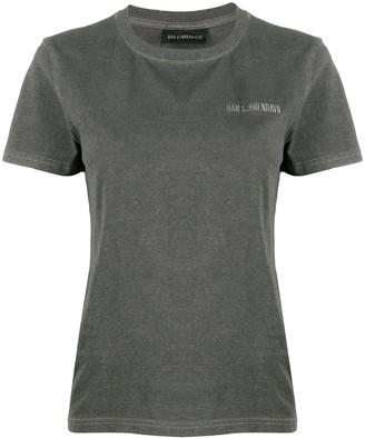 Han Kjobenhavn embroidered logo T-shirt