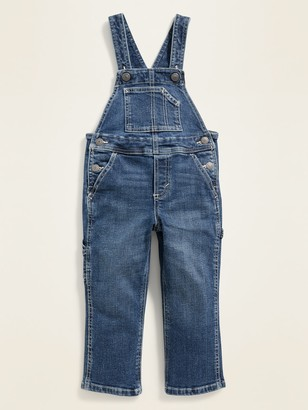Old Navy Relaxed Painter Jean Overalls for Toddler Boys