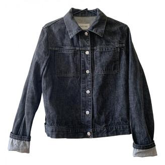 Helmut Lang Black Denim - Jeans Jackets