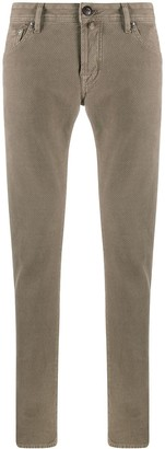 Jacob Cohen Comfort-Fit Chino Trousers