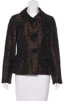Bogner Jacquard Evening Jacket