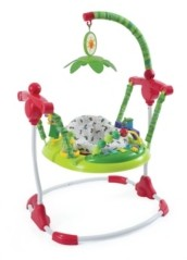 Creative Baby The Very Hungry Caterpillar Activity Jumper