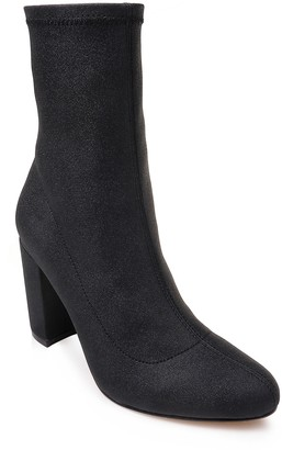 Badgley Mischka Rosina Stretch Bootie