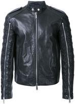 DSQUARED2 lace-up sleeve jacket