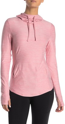 X By Gottex Brushed Runner's Hoodie