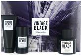 Kenneth Cole Vintage Black 3.4-Oz. Eau de Toilette Three-Piece Set - Men
