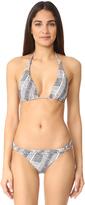 Vix Paula Hermanny Brushed Bia Bikini Top