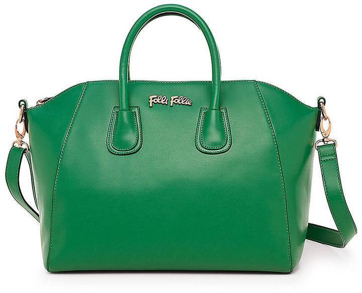 Folli Follie K Vintage Green Handbag