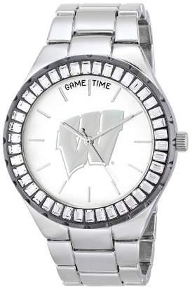 "Game Time Women's COL-Win-WIS""Winner"" Watch - Wisconsin"