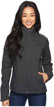 The North Face Apex Bionic 2 Jacket (TNF Dark Grey Heather) Women's Coat