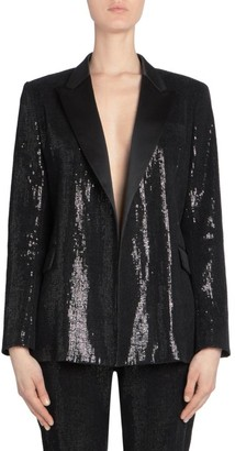 Each X Other Sequin Tuxedo Jacket