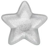 Maxwell & Williams Stellar Glitter Star Dish 29cm Silver