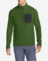 Eddie Bauer Men's Cloud Layer® Pro Fleece 1/4-Zip Pullover