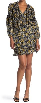 Veronica Beard Silk Ida Dress