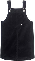 DL1961 Premium Denim Girl's Penelope Pinafore Dress, Size S-L