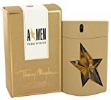 Thierry Mugler Angel Pure Wood Cologne By Eau De Toilette Spray For Men 3.4 oz Eau De Toilette Spray