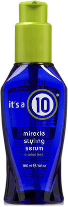 It's A 10 It a 10 Miracle Styling Serum, 4-oz, from Purebeauty Salon & Spa