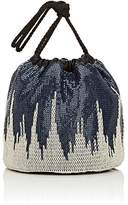 Paco Rabanne Women's Sac Mesh Bucket Bag