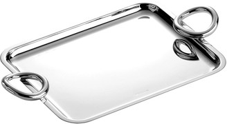 Christofle Vertigo Rectangular Tray