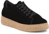Velvet Fashion Sneakers