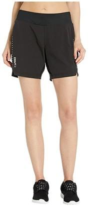 Craft 7 Essential Shorts (Black) Women's Shorts