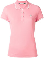Moncler short sleeve polo shirt - women - Cotton - L