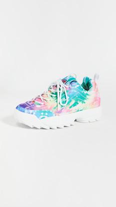 Fila Disruptor II Tie Dye Sneakers
