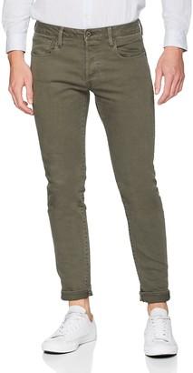 G Star Men's 3301 Slim Colored Jeans