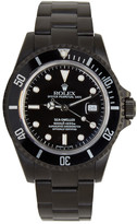 Black Limited Edition Matte Rolex Sea Dweller Watch