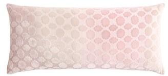 Kevin OBrien Kevin O'Brien Studio Mod Fretwork Velvet Lumbar Pillow Kevin O'Brien Studio
