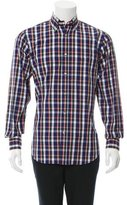 Paul & Shark Plaid Button-Up Shirt w/ Tags