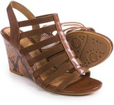 Sofft Barstow Wedge Sandals - Leather (For Women)