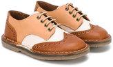 Pépé brogued derby shoes