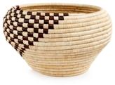 Rwanda Raffia and Sweet Grass Ross Round Bowl