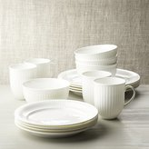 Crate & Barrel Olivia 16-Piece Dinnerware Set