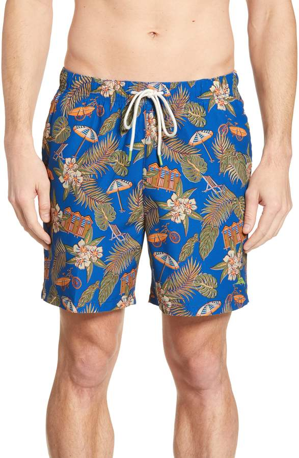 Tommy Bahama Naples Cabana Club Swim Trunks