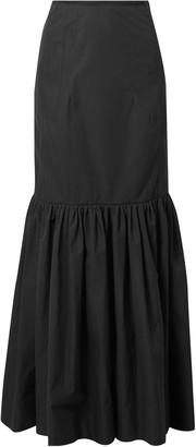 Derek Lam Cotton-poplin Maxi Skirt
