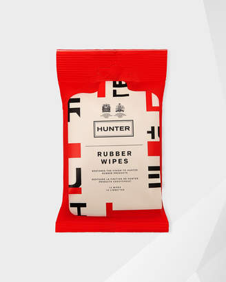 Hunter Rubber Boot Wipes