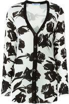 Blumarine 'Maglia' cardigan - women - Silk/Spandex/Elastane/Viscose - 42