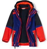 Lands' End Toddler Boys Stormer 3-in-1 Parka-Brilliant Cobalt