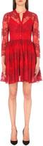 Maje Rayela lace dress