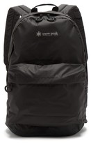 Snow Peak Day Technical Ripstop Backpack - Mens - Black