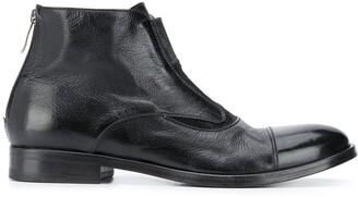 Alberto Fasciani Amina Chelsea leather boots
