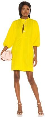 Essentiel Antwerp Zorecast Puffy Sleeved Dress