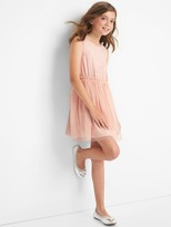 Gap Tulle tank dress