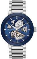Bulova Men's Modern Automatic Stainless Steel Bracelet Watch