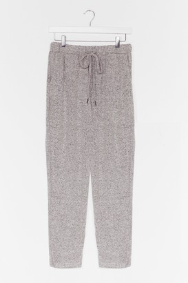 Nasty Gal Womens Lounge What We're Lookin' for Relaxed Joggers - Grey - XS, Grey