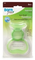 Born Free Gum Brush Teether by
