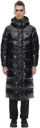 Duvetica Zaniah Long Nylon Down Jacket