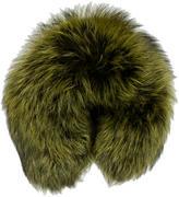 Michael Kors Fox Fur Collar